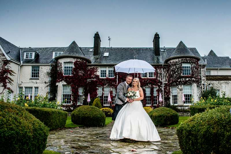 Wedding Photography at Rufflets St. Andrews – Callum & Holly