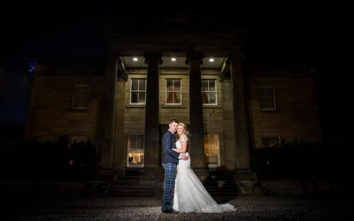 Wedding Photography at Balbirnie House Hotel – Mhairi & Ryan