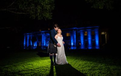 Balbirnie House Wedding Photography – Marie & Scott